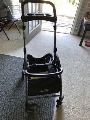 Graco- snugride elite car seat stroller for Sale in Smyrna, GA