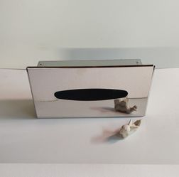 Moen/Donner Commercial Stainless Tissue Box for Sale in Knightdale,  NC