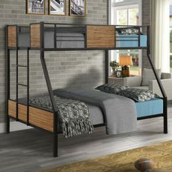BUNK BEDS TWIN OVER FULL for Sale in City of Industry,  CA