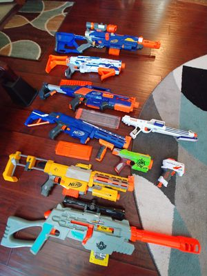 Nerf Guns for Sale in Hanover, MD