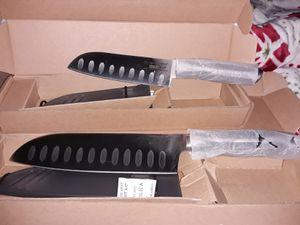 """Cuchillos de 7"""" y de 5"""" por solo $120 for Sale in Dallas, TX"""