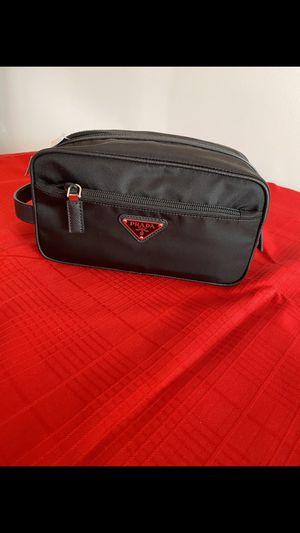 BRAND NEW Black Prada Toiletry Bag for Sale in San Francisco, CA