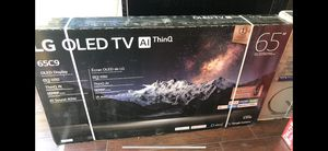 65 INCH OLED C9 BRAND NEW SEALED SMART 4K for Sale in Alhambra, CA