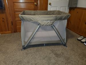 Nuna air travel crib and baby gate for Sale in Webster Groves, MO