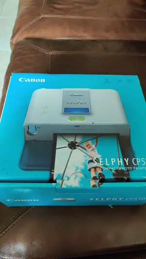 Canon Selphy/cp510 for Sale in Fort Lauderdale, FL