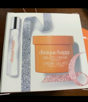 NEW Clinique Happy Couple Set Spray Lotion for Sale in Parma, OH