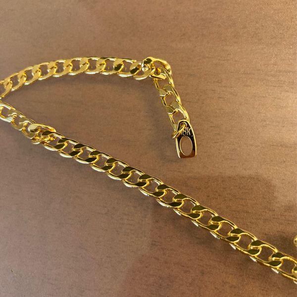 18k Curb Chain