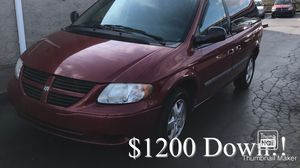2007 Dodge Caravan SXT for Sale in Middletown, OH
