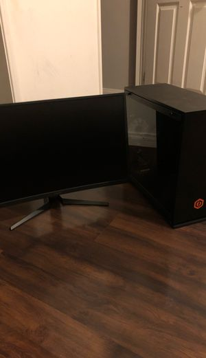 Gaming PC (complete set up) for Sale in San Gabriel, CA