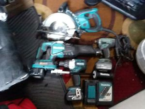 Makita power tools for Sale in Portland, OR