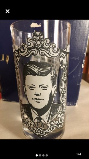 JFK Glass for Sale in Roswell, GA