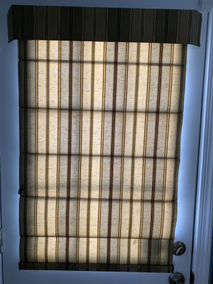 Roman shades for Sale for sale  Levittown, PA