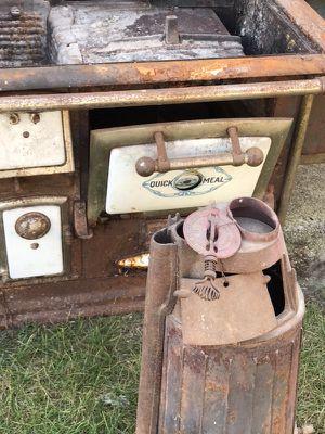 Old cook stove for Sale in Interlochen, MI