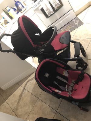Peg pere go stroller with car seat for Sale in Greenacres, FL