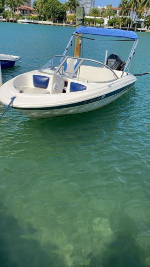 2001 bay liner 15 footer for Sale in North Miami Beach, FL