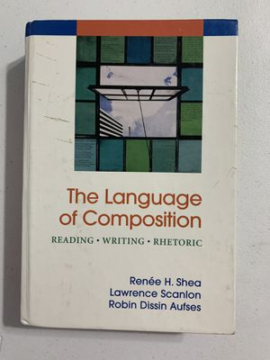 The Language of Composition for Sale in Norwalk, CA
