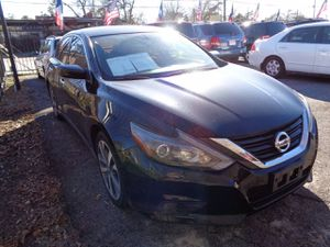 2016 Nissan Altima for Sale in Houston, TX