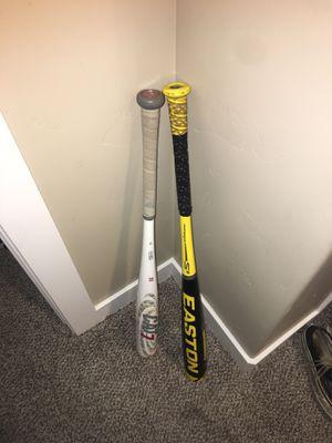 Baseball bats Cat 7 & Easton for Sale in Tooele, UT