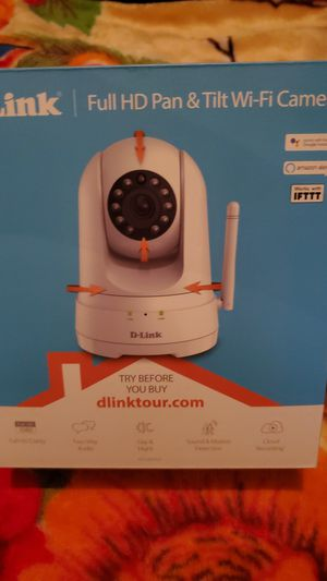 D-Link HD Security Camera for Sale in Springfield, TN