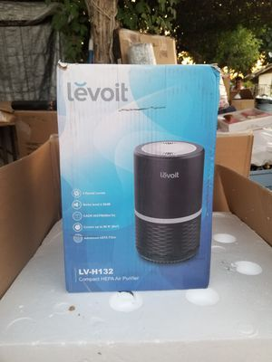 Levoit Compact HEPA Air Purifier for Sale in Stanton, CA