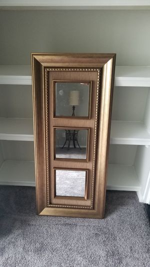 Rectangular Wall Mirror for Sale in Aspen Hill, MD