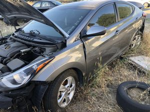 2014 Hyundai Elantra- parting out complete car for Sale in Rialto, CA