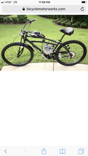 Looking for someone to assemble my motor on my bike for Sale in Wrightsville, PA