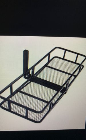 Steel luggage cargo carrier for Sale in Puyallup, WA