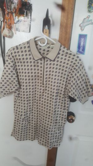 vintage reebok mens zip polo size medium for Sale in Chicago, IL