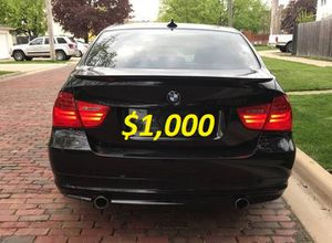 $1, OOO Urgent For sale 2OO9 BMW 3 SERIES 335i xDrive 3.0L I6 runs and drives excellently with a clean title for Sale in Madison, WI