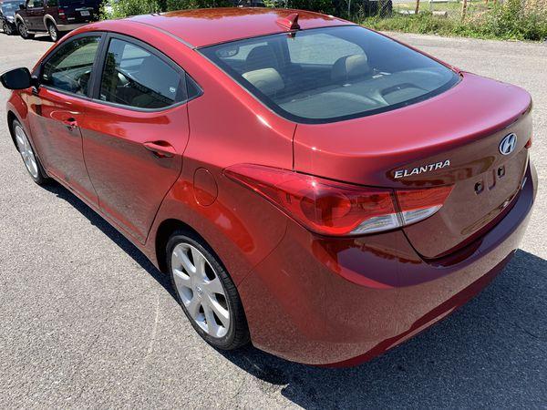 2013 Hyundai Elantra Limited For Sale!