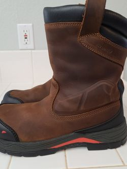 Red Wings Safty Toe Work Boots Size 11 for Sale in Riverside,  CA