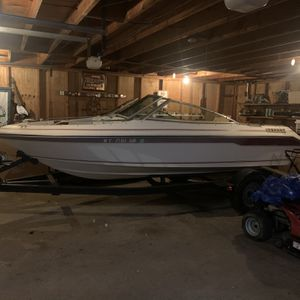 1989 Sea Ray 16ft Make Offer for Sale in West Valley, NY