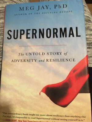 SUPERNORMAL BY MEG JAY for Sale in San Jose, CA