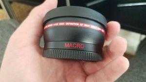 Xpix macro lens 58mm for Sale in Coconut Creek, FL