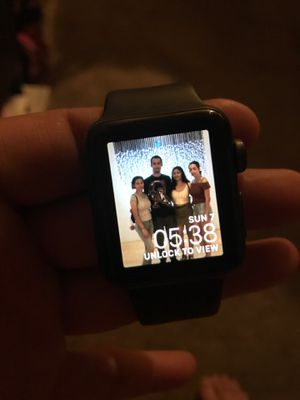 Apple Watch 3 (read the whole description) for Sale in Los Angeles, CA