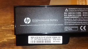 New HP CC06 notebook battery for Sale in Gardena, CA