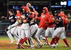 Washington Nationals WORLD SERIES TICKETS Oct. 22 and Oct. 23rd! for Sale in Washington, DC