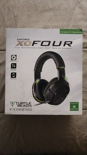 Turtle beach xo four for Sale in Los Angeles, CA