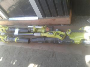 Ryobi tools FOR PARTS ( don't working) for Sale in Anaheim, CA