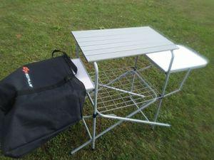 Go plus camp pic nic table for Sale in Jonesborough, TN