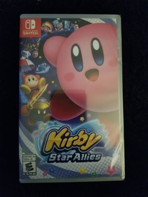 Kirby Nintendo switch for Sale in Aurora, CO
