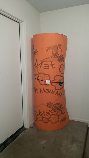 Maui Mat float lily pad for Sale in Glendale, AZ