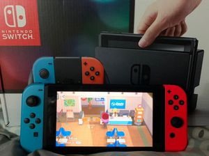 Nintendo switch for Sale in Manassas, LU