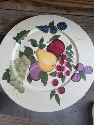 HOME INTERIOR FRUIT WALL DECOR for Sale in Greensburg, PA