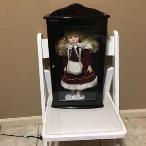 Vintage Ashley Belle Porcelain Doll for Sale in Houston, TX