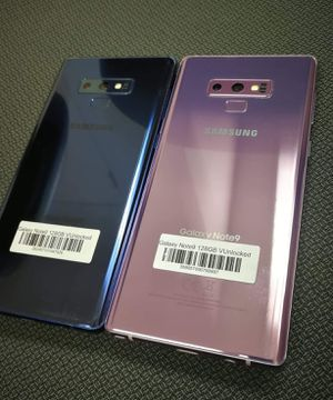 Samsung Galaxy note 9 Unlocked Like New Condition With 30 Days Warranty for Sale in Tampa, FL