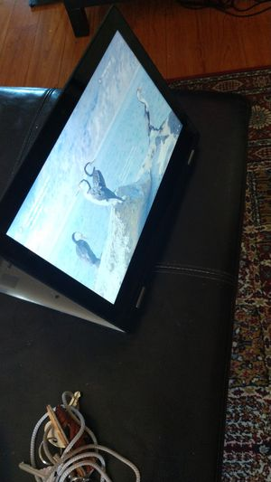 Touchscreen Lenovo laptop for Sale in Pleasanton, CA