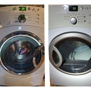 Combo Washer And Dryer GENERAL ELECTRIC front Load for Sale in Fort Pierce, FL