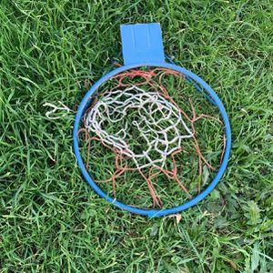 Basketball Hoop Old School Metal for Sale in San Bernardino, CA